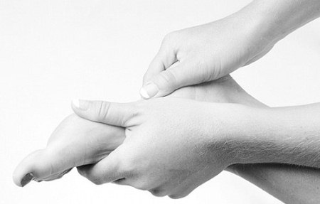 массаж стоп при плоскостопии