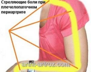 рисунок-схема с отмеченными точками