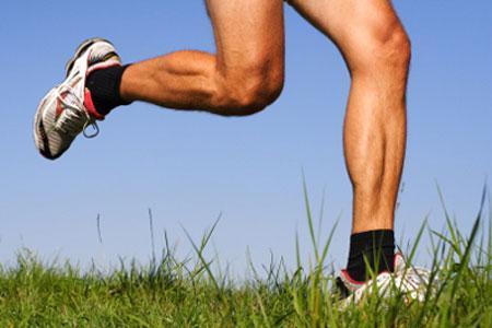 бегущие ноги