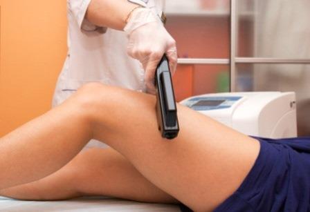 лазеротерапия ноги