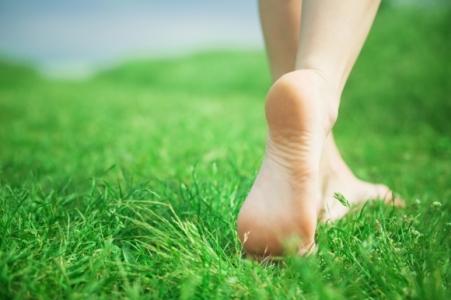 босые ноги
