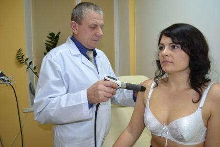 Отличные результаты имеют физиопроцедуры